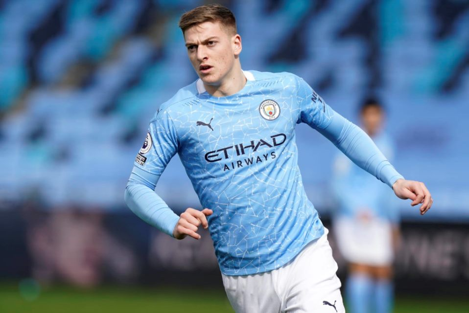 Wonderkid Manchester City Diincar Real Madrid